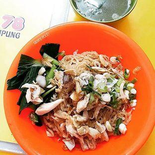 Foto 1 - Makanan di Bakmie 78 Spesial Ayam Kampung oleh Lingga S