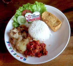 Foto review Ayam Rempong oleh Nadira Sekar 2