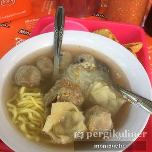 Foto - Makanan(Bakso Campur) di Bakso Keju Bintoro oleh Monique @mooniquelie @foodinsnap