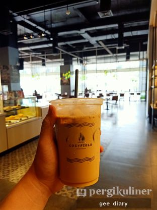 Foto 2 - Makanan di Cozyfield Cafe oleh Genina @geeatdiary