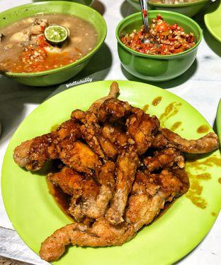 Foto 1 - Makanan(Swike goreng tepung kecap mentega) di Swike Karang Anyar oleh Stellachubby