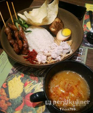 Foto 1 - Makanan di Sate Khas Senayan oleh Tissa Kemala
