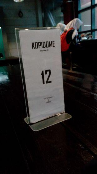 Foto review Kopidome oleh haniiv mulyono 1
