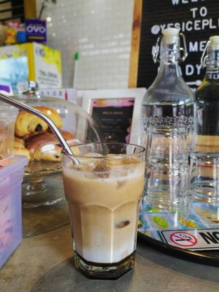 Foto review Yes Ice Please oleh Caca  1