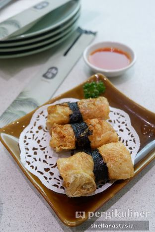 Foto 7 - Makanan(Tofu Skin Roll) di Chi Li By Seroeni oleh Shella Anastasia