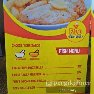 Foto 3 - Menu di FaQiu Fish & Chick oleh Genina @geeatdiary