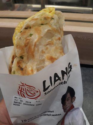 Foto 1 - Makanan di Liang Sandwich Bar oleh Mouthgasm.jkt