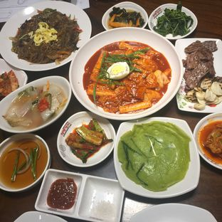 Foto 6 - Makanan di Myeongdong Galbi (Myeonggal BBQ) oleh Anne Yonathan