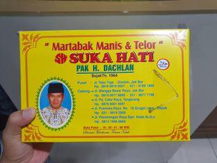 Foto 2 - Makanan di Martabak Suka Hati Pak H. Yusuf Dachlan oleh Nyok Makan