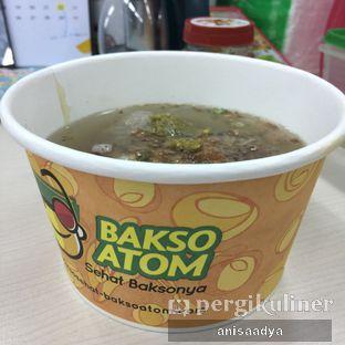 Foto 3 - Makanan di Bakso Atom Express oleh Anisa Adya