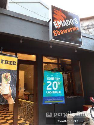 Foto 6 - Eksterior di Emado's Shawarma oleh Sillyoldbear.id