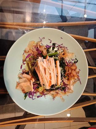 Foto 3 - Makanan(wakame salad) di Zenbu oleh Elena Kartika