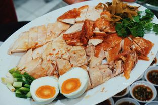 Foto 6 - Makanan di Bubur Cap Tiger oleh Indra Mulia
