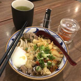 Foto 1 - Makanan(Niku Ramen ) di Marugame Udon oleh Aris Setiowati