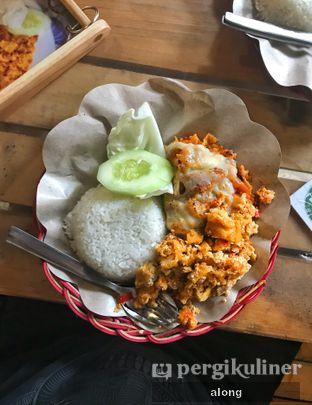 Foto - Makanan(AYAM GEPREK MOZA) di Kakkk Ayam Geprek Express oleh #alongnyampah