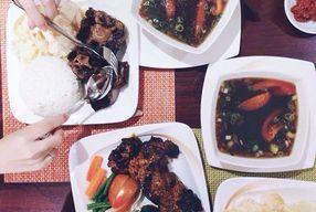 Foto Bogor Cafe - Hotel Borobudur