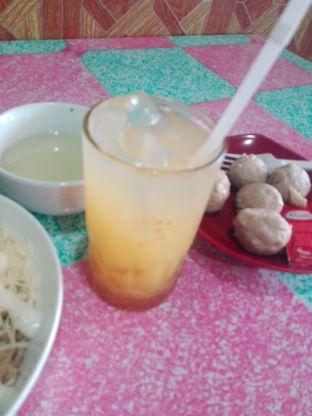 Foto 5 - Makanan(Es Jeruk) di Warung Ovie oleh farra laila
