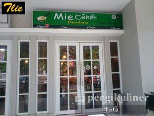 Foto 2 - Eksterior(Mie Ceker Bandung) di Mie Ceker Bandung oleh Tirta Lie