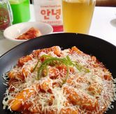 Foto Cheese Tteokpokki di An.Nyeong