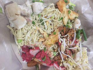 Foto 1 - Makanan di Bakmie Singkawang A'Ang 51 oleh @Itsjusterr