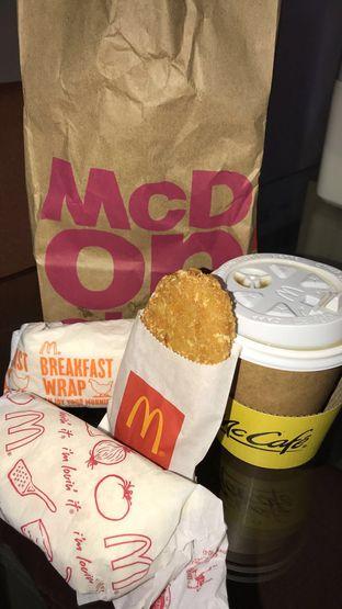 Foto 1 - Makanan di McDonald's oleh Jennifer Intan