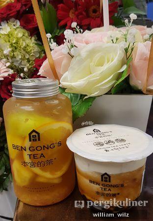 Foto review Ben Gong's Tea oleh William Wilz 3