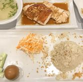 Foto Nasi Hainam Ayam Panggang di Eaton Bakery and Restaurant