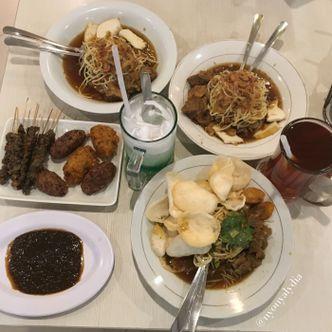 Foto Makanan di Lontong Mie Ny. Marlia