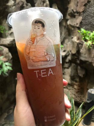 Foto review R&B Tea oleh Freddy Wijaya 3