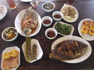 Foto review Gubug Makan Mang Engking oleh Widya WeDe ||My Youtube: widya wede 4
