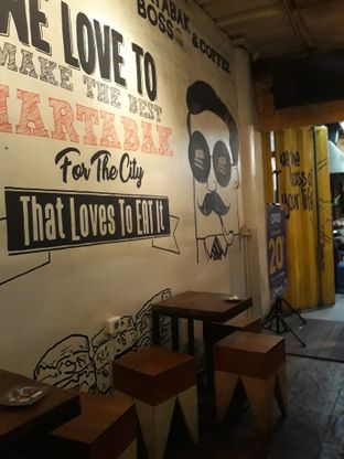 Foto 4 - Interior di Martabak Boss oleh Mouthgasm.jkt