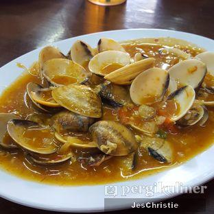 Foto 1 - Makanan(Kerang Kepa Saus Padang) di Seafood Station oleh JC Wen