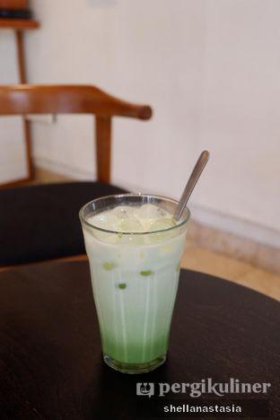 Foto 3 - Makanan(Matcha Latte) di DnA Coffee & Eatery oleh Shella Anastasia