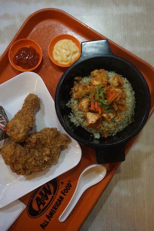 Foto 7 - Makanan di A&W oleh yudistira ishak abrar