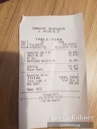 Foto review Smack Burger oleh EATIMOLOGY Rafika & Alfin 7