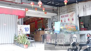 Foto 6 - Eksterior di Bakmi Siantar Ko'Fei oleh Mich Love Eat