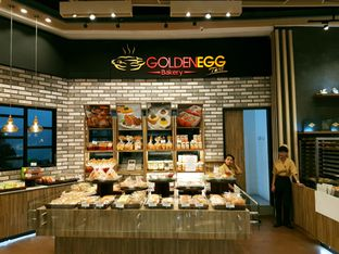 Foto review Golden Egg Bakery oleh ig: @andriselly  1