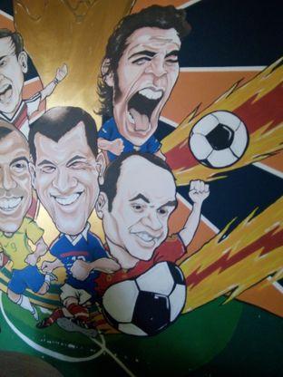 Foto review Scudetto Sport Cafe oleh Arindi Maharani 7