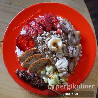 Foto 2 - Makanan di Nasi Campur Aphang oleh Yunus Biu | @makanbiarsenang