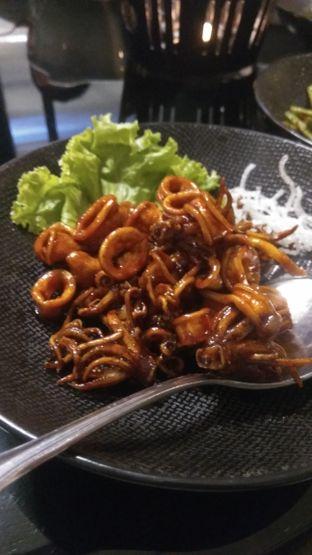 Foto 6 - Makanan(Crispy Sotong (IDR 75k) ) di Penang Bistro oleh Renodaneswara @caesarinodswr