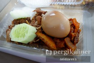 Foto 3 - Makanan di Ayam Goreng Suharti oleh Vera Arida