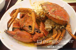 Foto 1 - Makanan(Kepiting telor asin) di Kemayangan oleh UrsAndNic