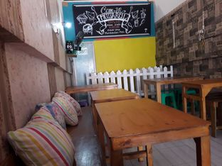 Foto 2 - Interior di Mozzarell oleh Widya Destiana