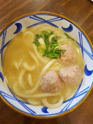 Foto 1 - Makanan di Marugame Udon oleh Maria Vincentia