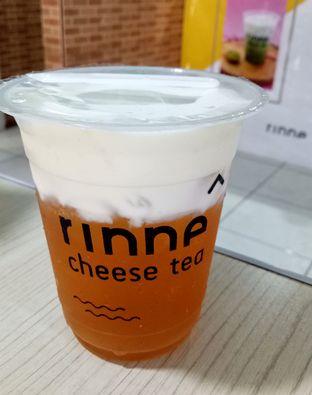 Foto - Makanan(Peach Cheese Tea) di Rinne Cheese Tea oleh maysfood journal.blogspot.com Maygreen