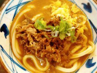 Foto 1 - Makanan(Beef Curry Ramen) di Marugame Udon oleh Rahmi Febriani