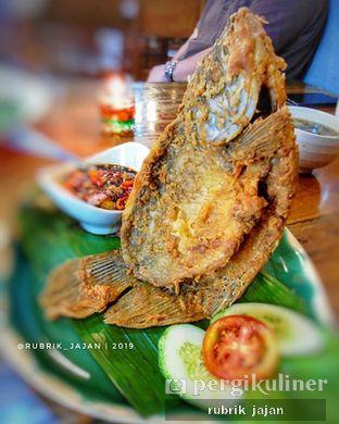 Foto 1 - Makanan(gurame goreng) di Pojok Nasi Goang oleh ellien @rubrik_jajan