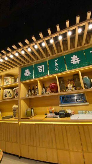 Foto 4 - Interior di Sushi Groove oleh mouthofindonesia