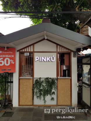 Foto 2 - Eksterior di Pinku Tea Bar oleh UrsAndNic