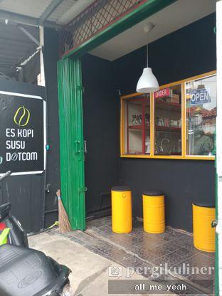 Foto review Es Kopi Susu Dotcom oleh Gregorius Bayu Aji Wibisono 5